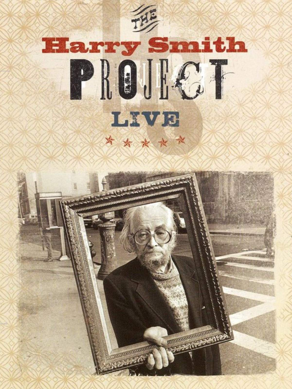 The Harry Smith Project Live on Amazon Prime Video UK