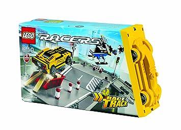 LEGO - 8196 - Jeu de Construction - Racers - Le Saut de l'extrême