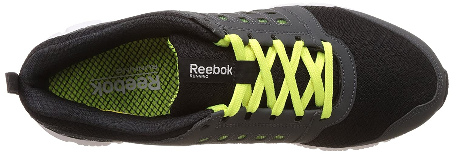 reebok dmx ride review