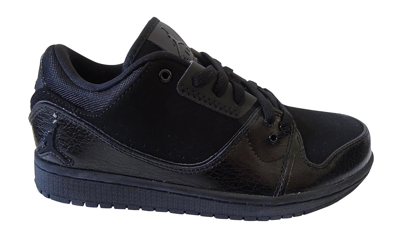 cheap for discount 68492 ac342 Images for nike air jordan 1 flight 2 low mens trainers 654465 sneakers  shoes (uk 7.5 us 8.5 eu 42, black black 010)