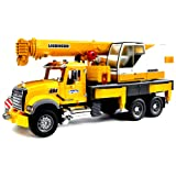 Bruder Mack Granite Liebherr Crane Truck (Color: custitem_color_map)