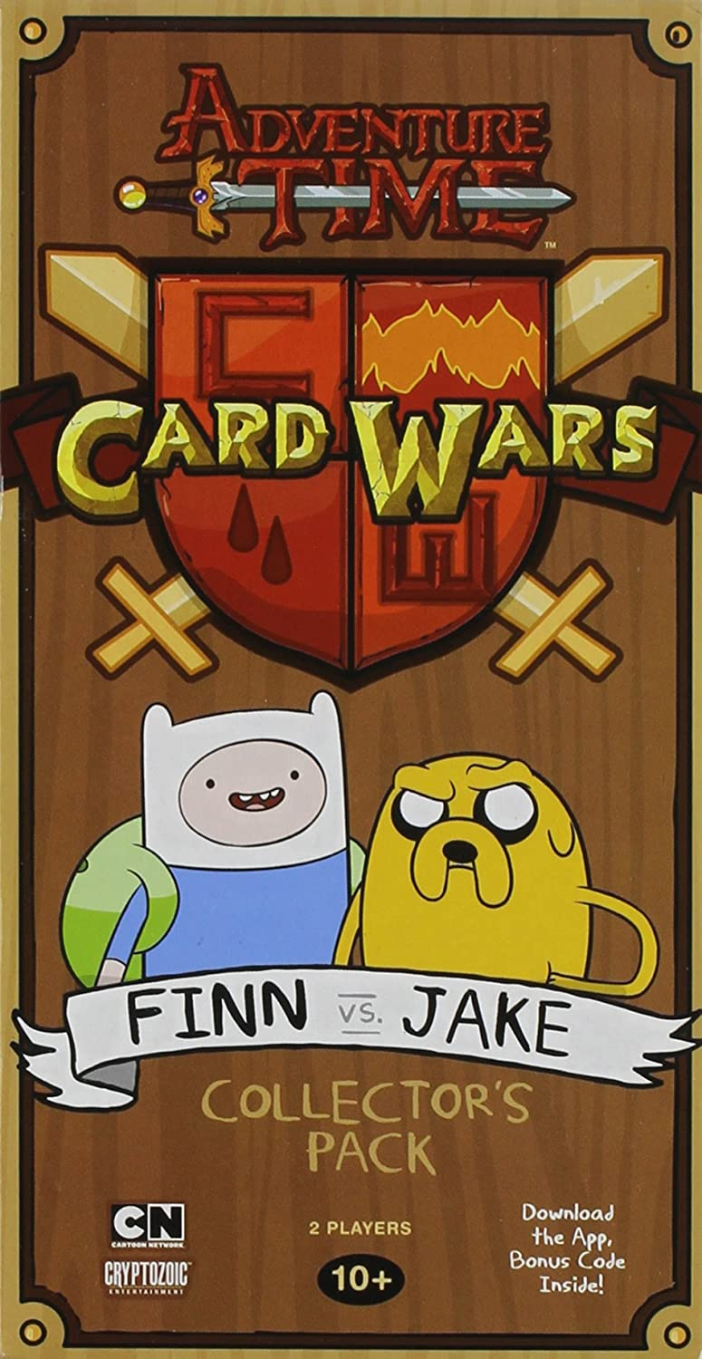 Card Wars Card Game Card List Adventure Time Card Wars Game