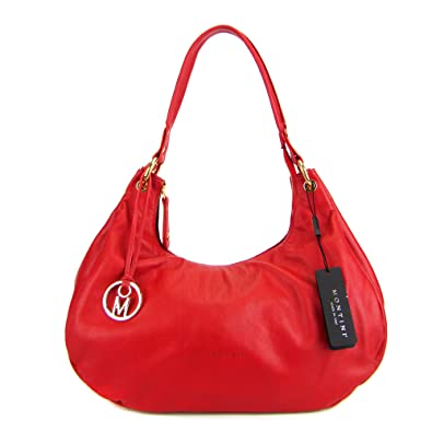 Red Hobo Shoulder Bag 114