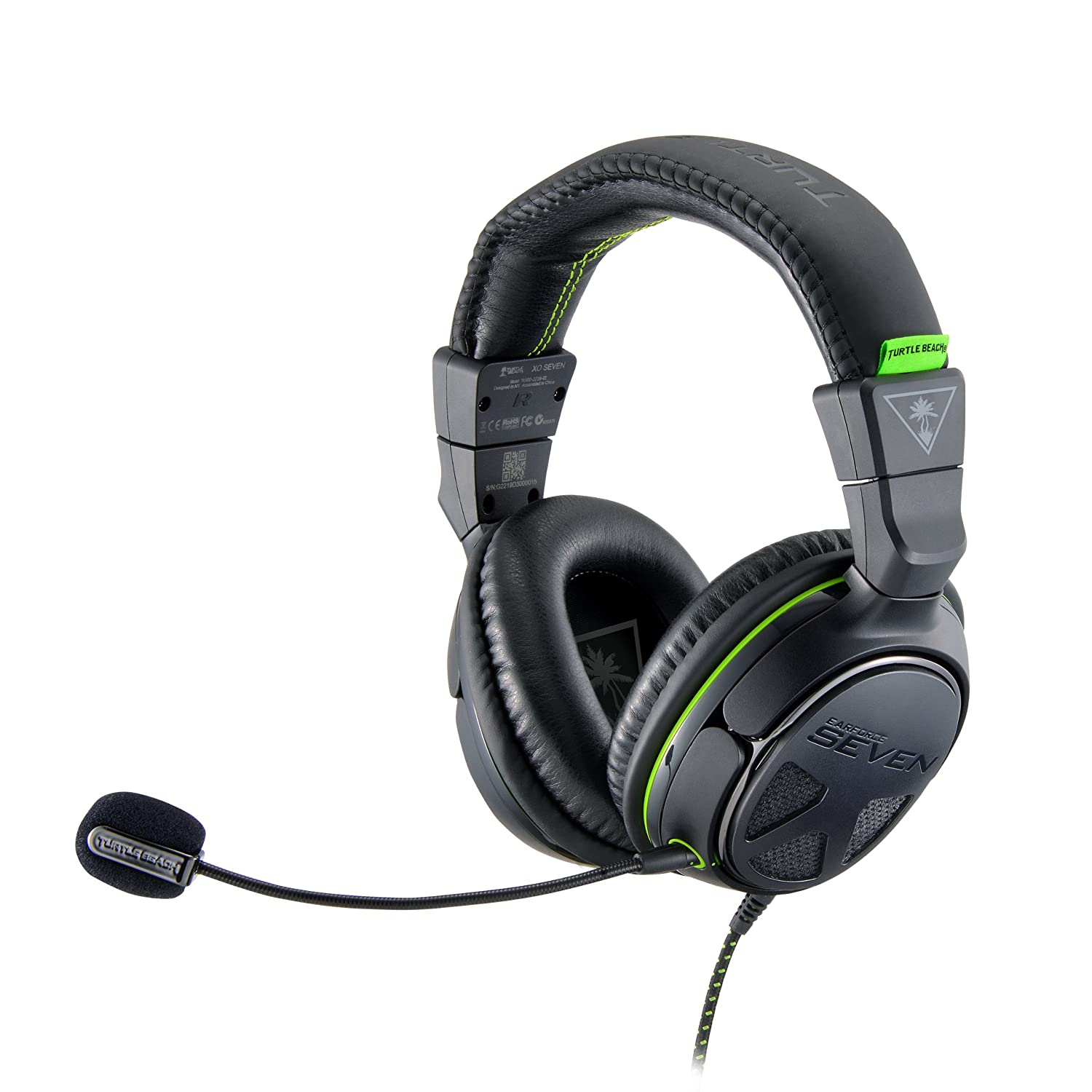 Turtle Beach - Ear Force XO Seven Premium Gaming Headset - Xbox One