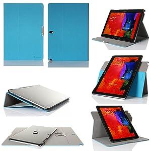 GearIT Samsung Galaxy Tab Pro / Note Pro 12.2 12,2 caso carcasas cubierta funda folio de piel  Electrónica Comentarios de clientes y más noticias