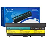 Dtk Extended Laptop Notebook Battery Replacement for Lenovo IBM Thinkpad E40 E50 0578 E420 E425 E520 E525 L410 L412 L420 L421 L510 L512 L520 Sl410 Sl510 T410 T420 T510 T520 W510 W520 10.8V 7800MAH (Tamaño: 9 Cell)