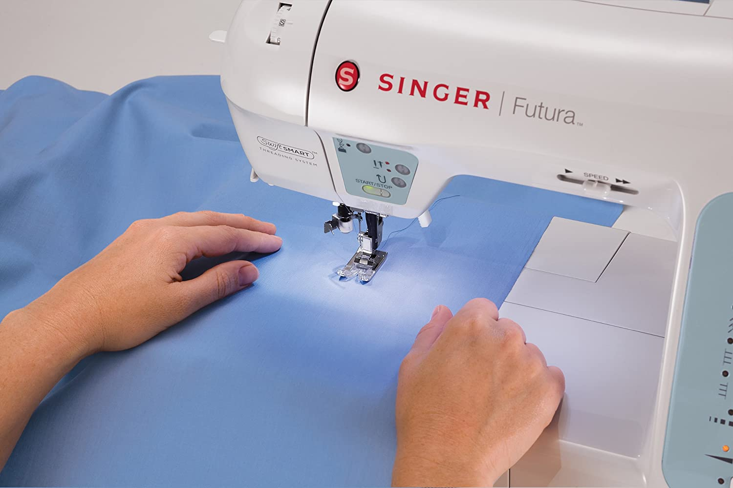 SINGER Futura XL-400 Embroidery Machine Review