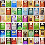Twinings Tea Bags Sampler Assortment Variety Pack Gift Box - 48 Count - Perfect Variety - English Breakfast, Green, Black, Herbal, Chai Tea and more (Tamaño: 1 Pack (48 Count))