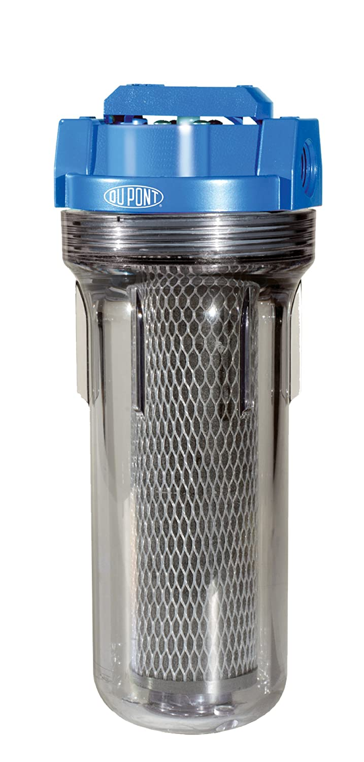 Electric Water Filters ~ Tankless water heater electric filter valve options