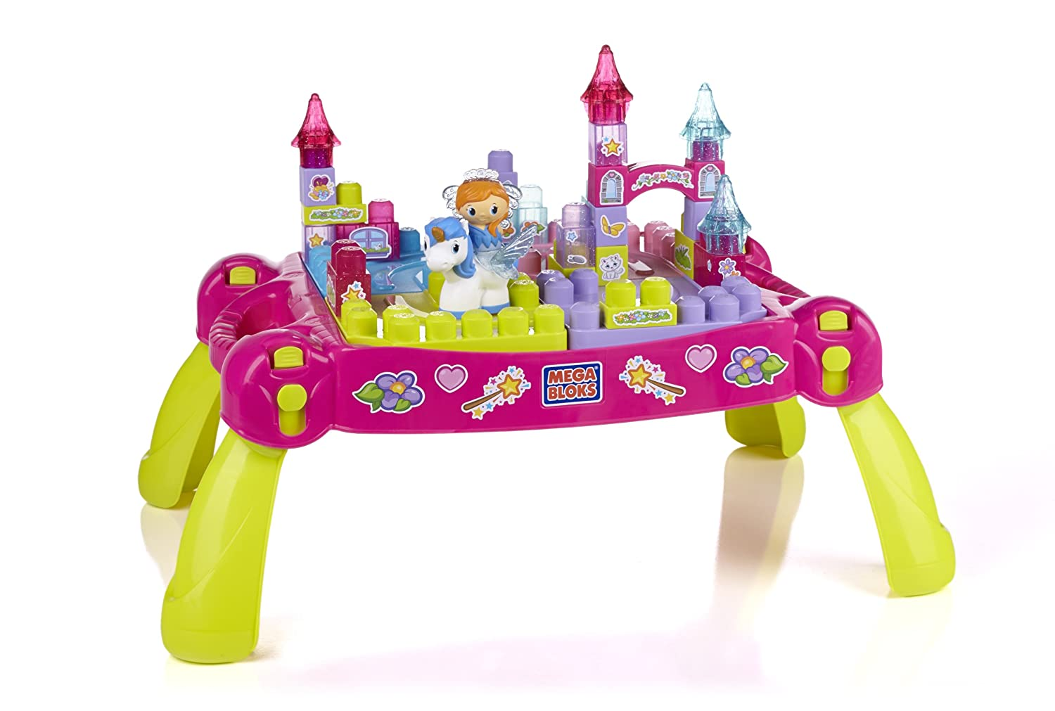 Mega Bloks princess toy table