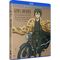 Kino's Journey: The Beautiful World - The Complete Series [Blu-ray]