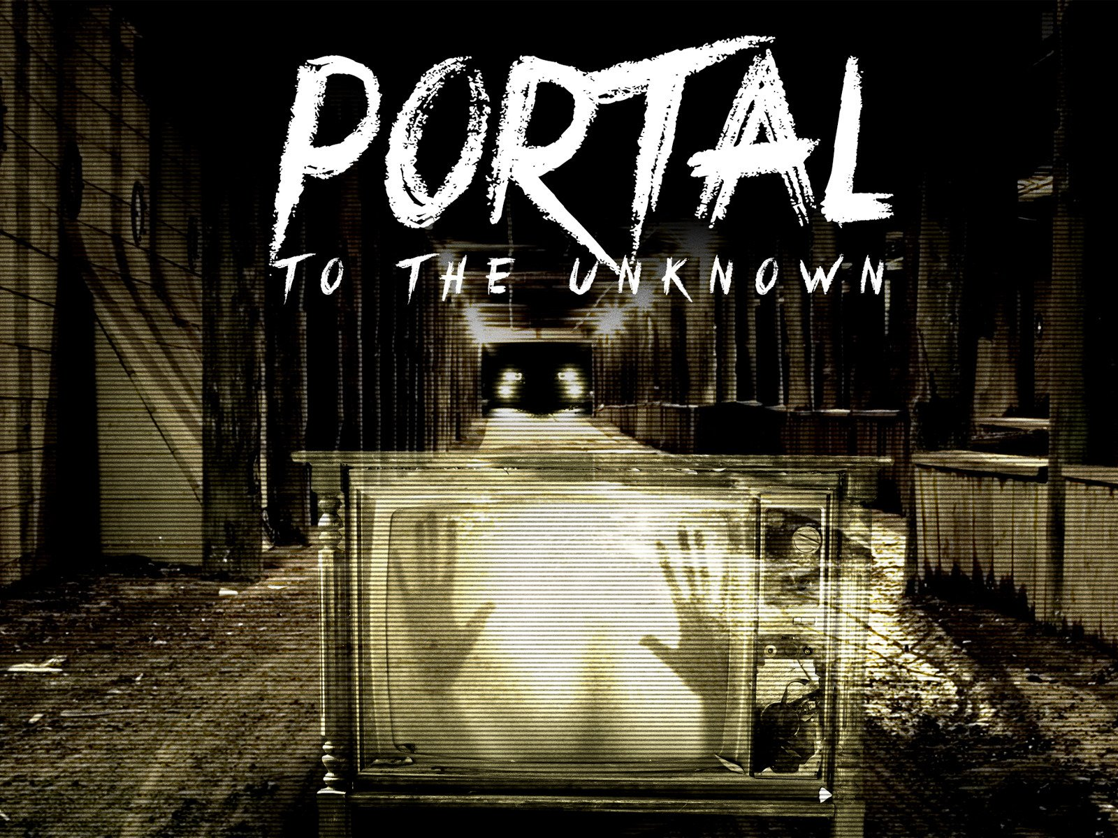 Portal to the Unknown on Amazon Prime Instant Video UK