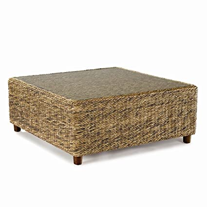 Seagrass Coffee Table - Tangiers