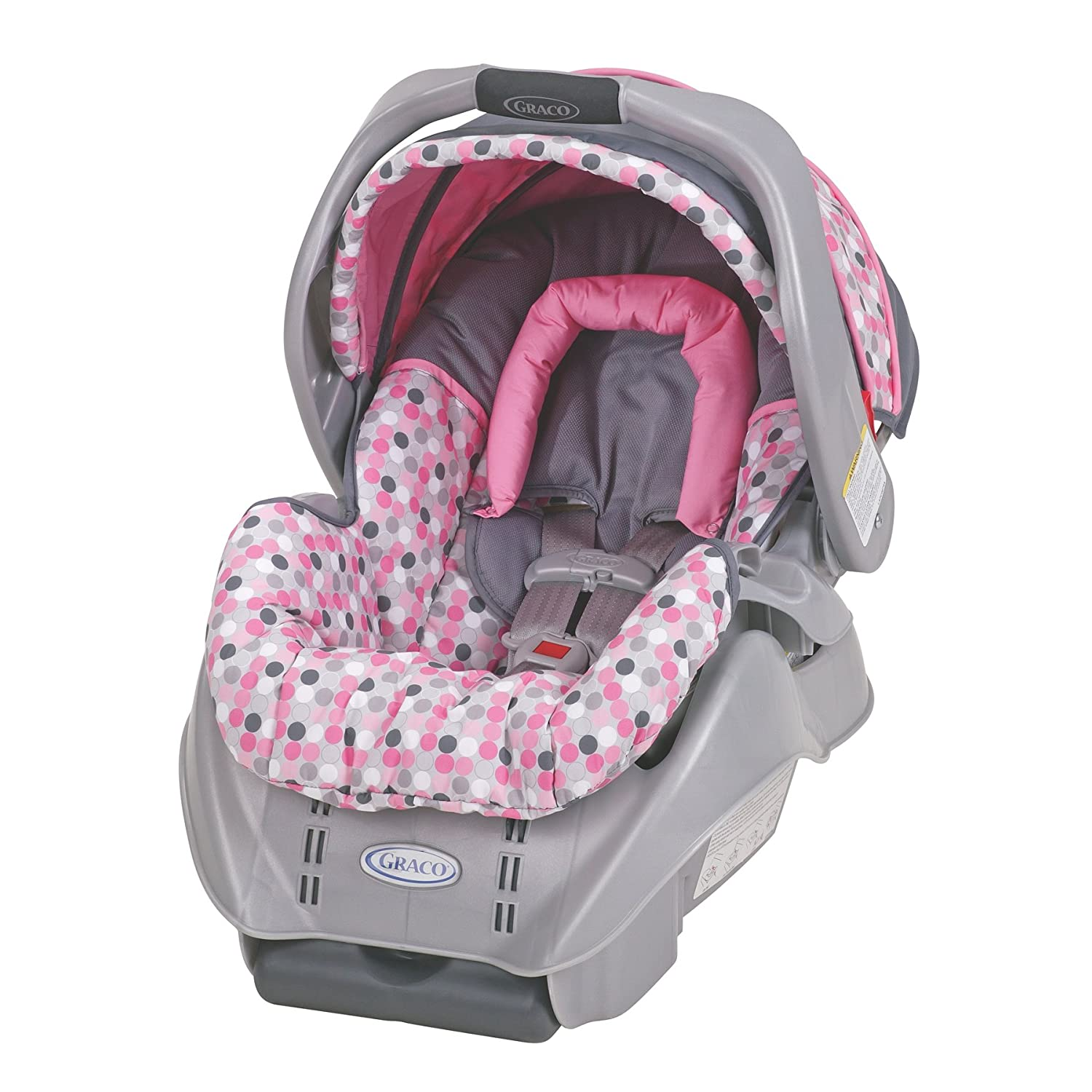 Baby Car Seat Reviews Under 100 Dollars: Graco SnugRide