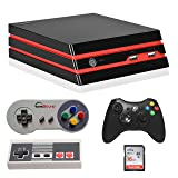 2018 HDMI/AV Retro Video Game Console 16 GB SD, 1000 Games built-in, 1 wireless controller RS-93