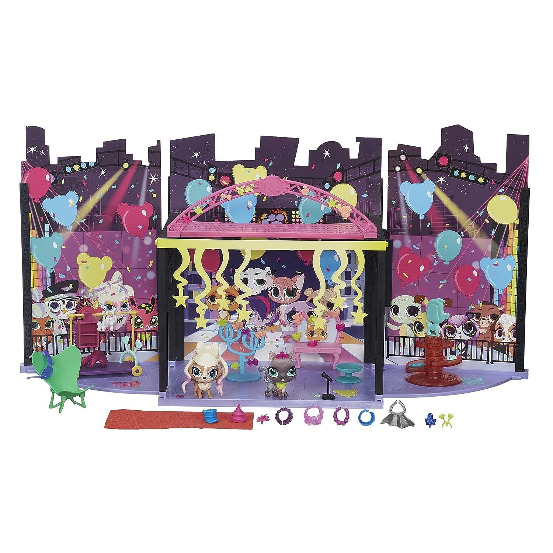 Littlest Pet Shop Backstage Style Set