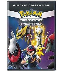 Pokemon D&P Movie Collection (DVD)