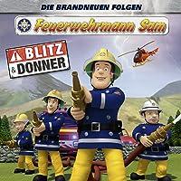 Feuerwehrmann Sam Blitz und Donner