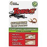 Tomcat Scorpion Glue Boards, 4-Pack (Not Sold in AK) (Tamaño: 1 Pack)