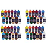 Sargent Art 24-2498 Count Artist Quality Acrylic Paint Set, 12 (4 X Pack of 12) (Tamaño: 4 X Pack of 12)