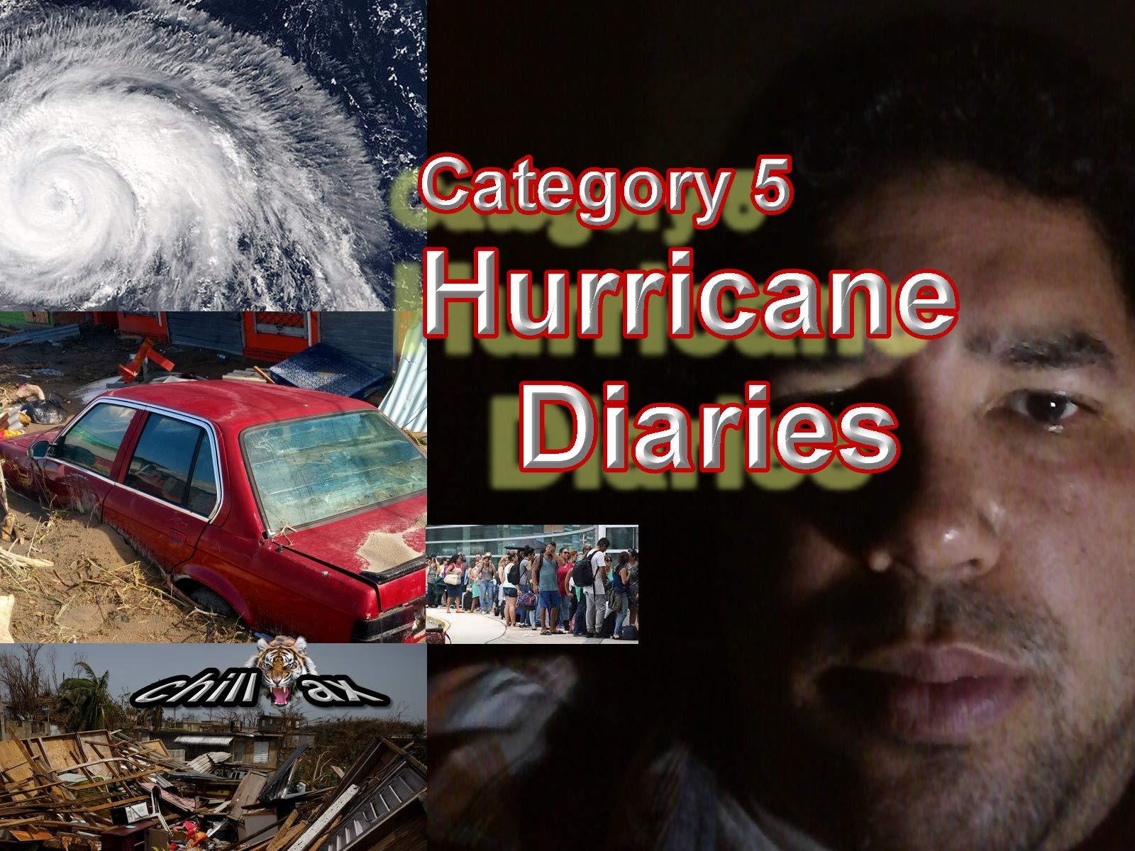 Category 5 Hurricane Diaries - Season 1
