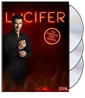 Book Cover: Lucifer: The Complete First Season