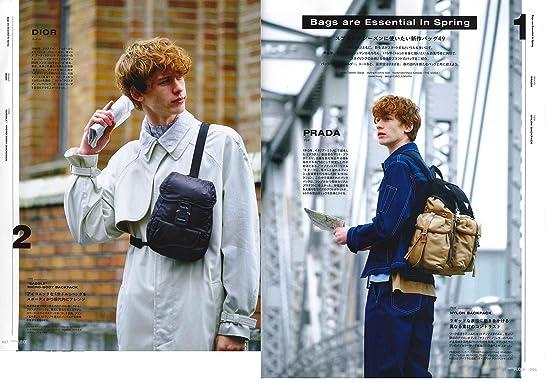 men's FUDGE - メンズ ファッジ - 2020年 4月号 Vol.121 (日本語) 雑誌