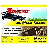 Tomcat Mole Killer - Worm Bait (Box)