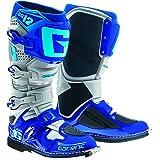 Gaerne 2174-033-012 SG-12 Boots (Gray/Blue, 12)
