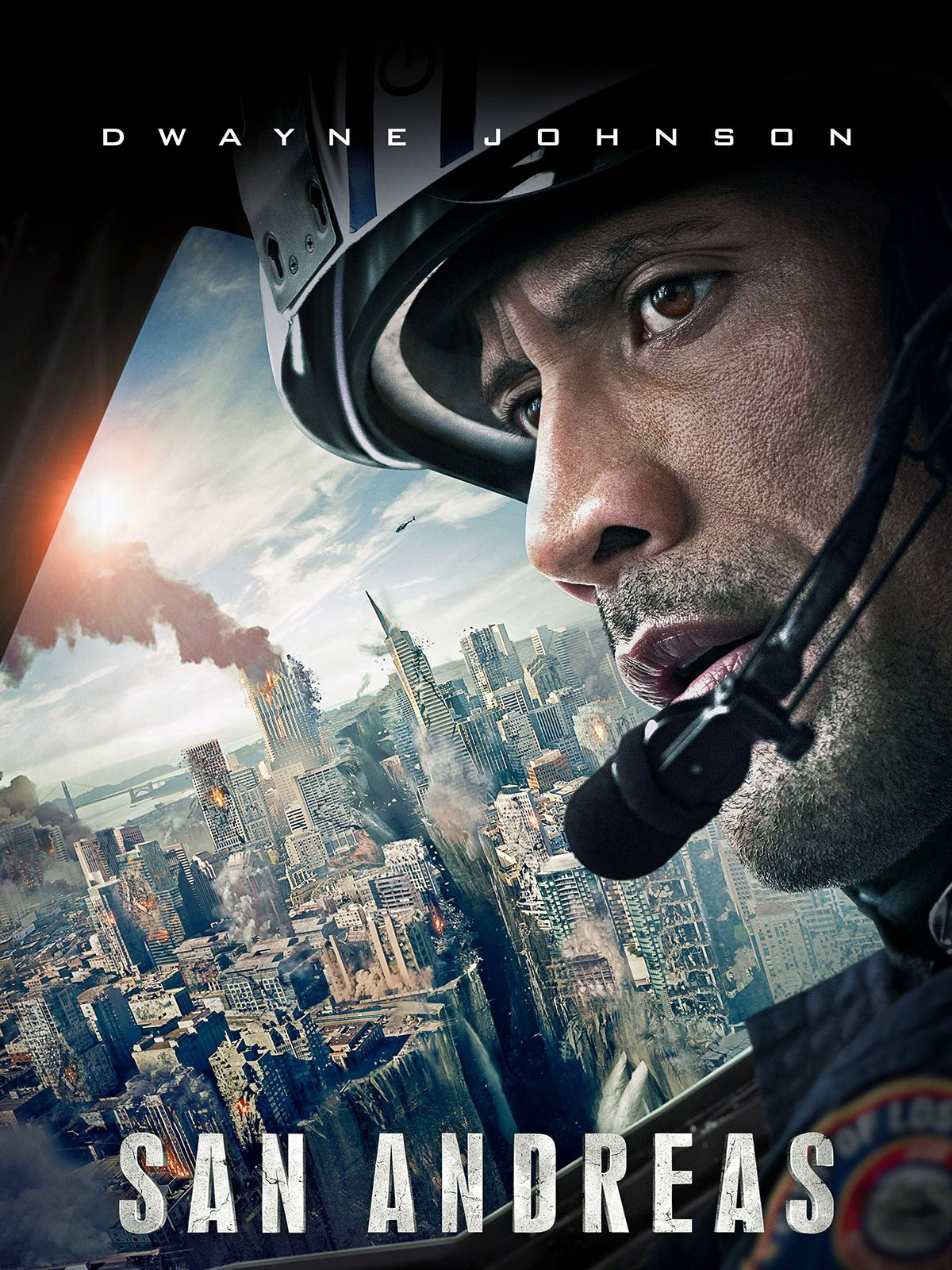 San Andreas on Amazon Prime Instant Video UK