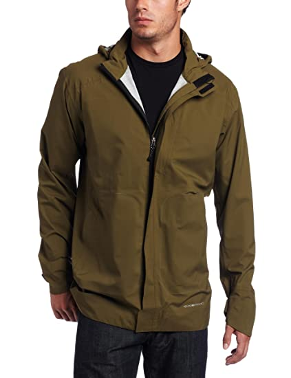 ExOfficio Mens Rain Logic Parka