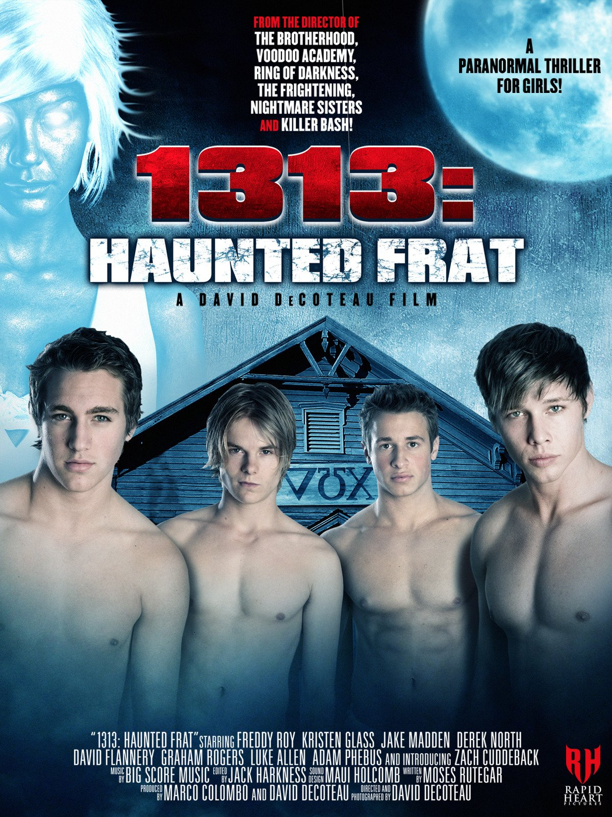 1313: Haunted Frat on Amazon Prime Instant Video UK
