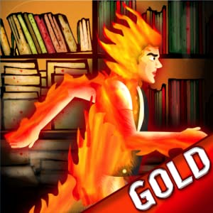 Wizard School : Teen Learning Magic & Spells Gold