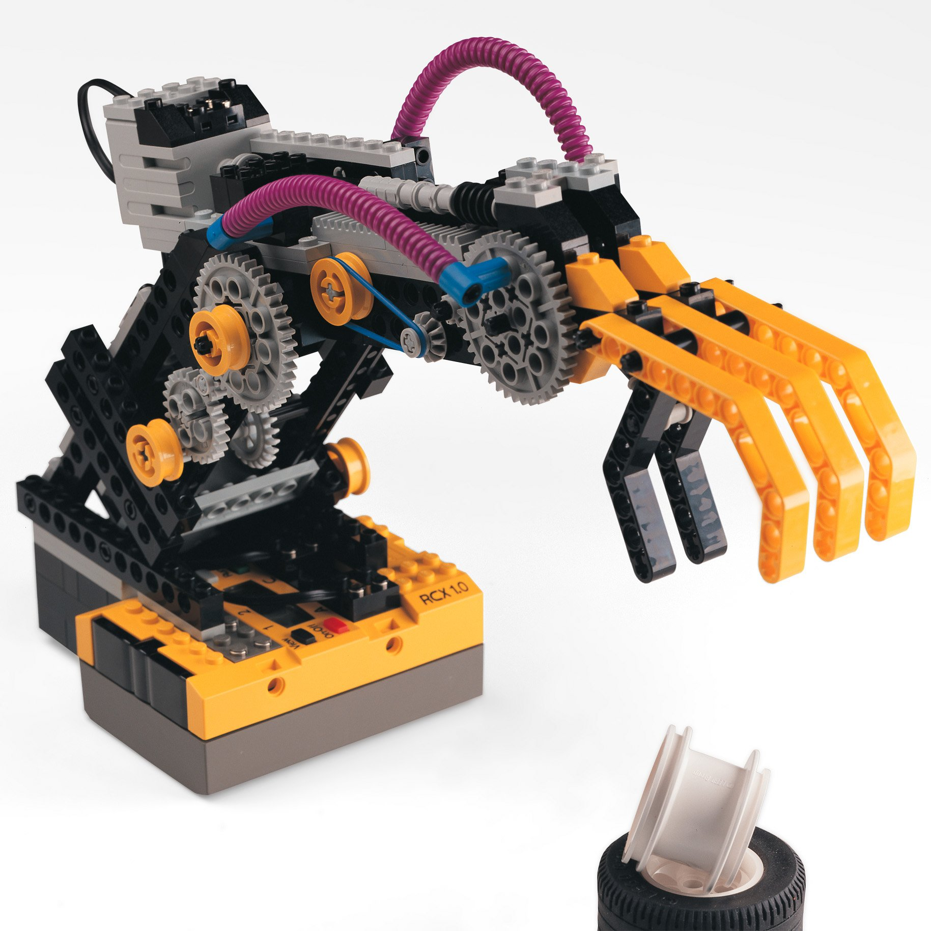 LEGO Mindstorms Robotic Invention 2.0