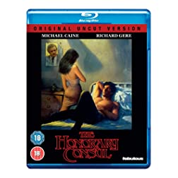 The Honorary Consul [Blu-ray]