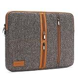 DOMISO 15.6 Inch Laptop Sleeve Case Unique Computer Bag Pouch Cover for 15.6