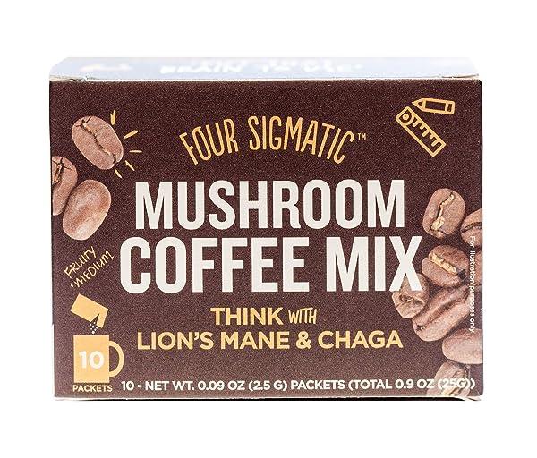 Muishroom Coffee Mix