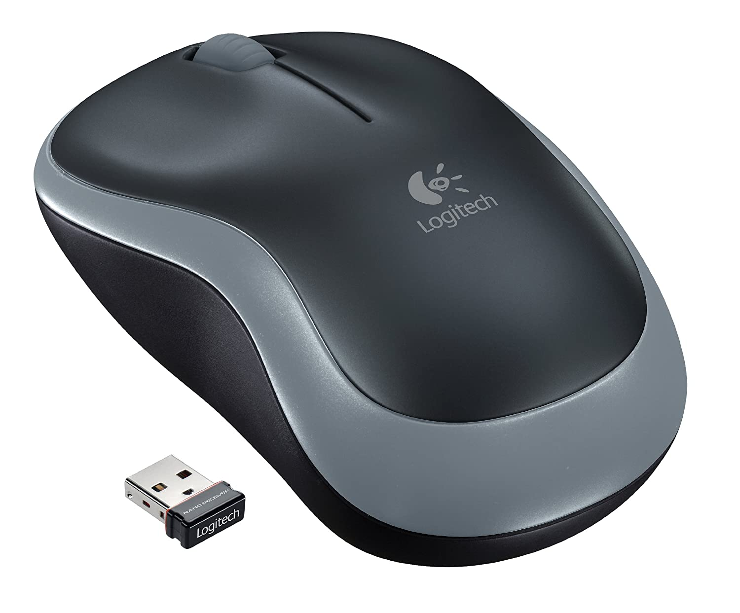 Mouse LOGITECH Wireles M185