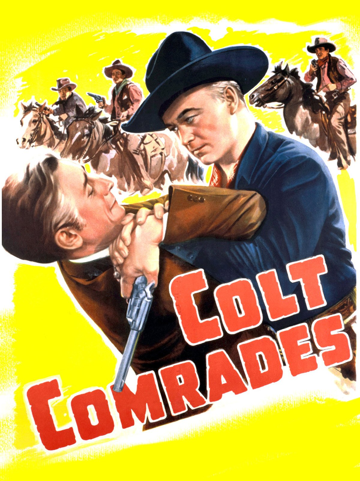 Colt Comrades on Amazon Prime Instant Video UK