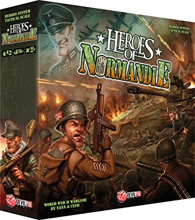 Devil Pig Games - Heroes Of Normandie