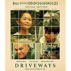 Driveways: Special Edition [Blu-ray]