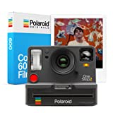 Polaroid Originals OneStep 2 VF - Graphite (9009) w/ Color Film for 600 (Color: Graphite)