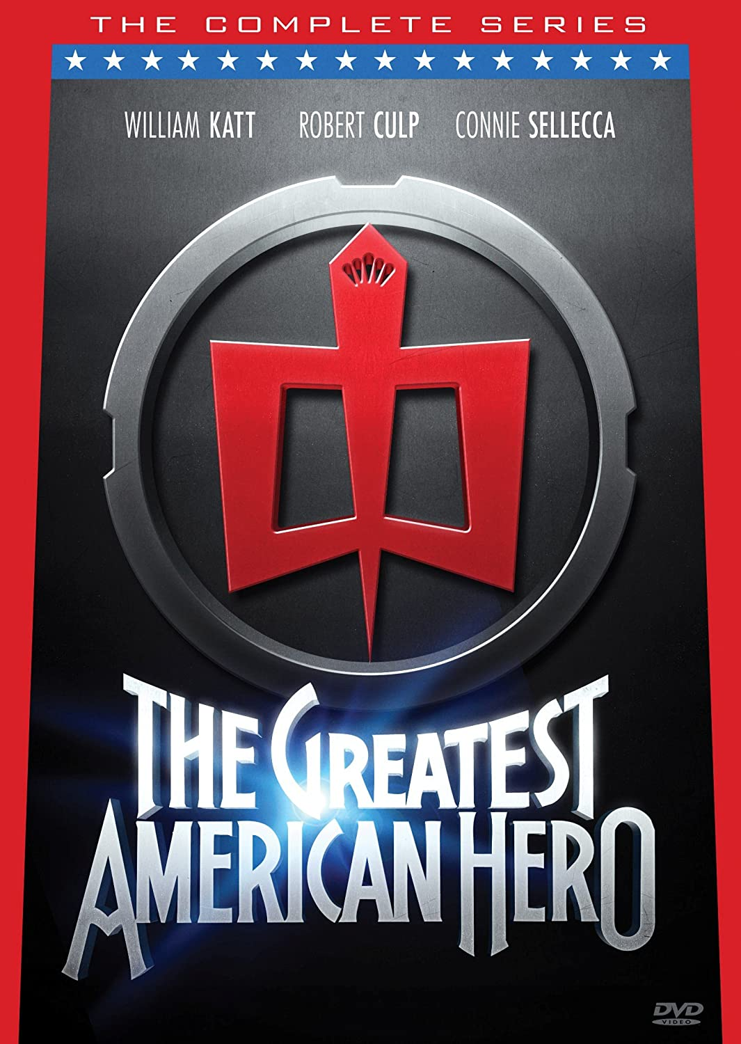 Greatest American Hero Dvds