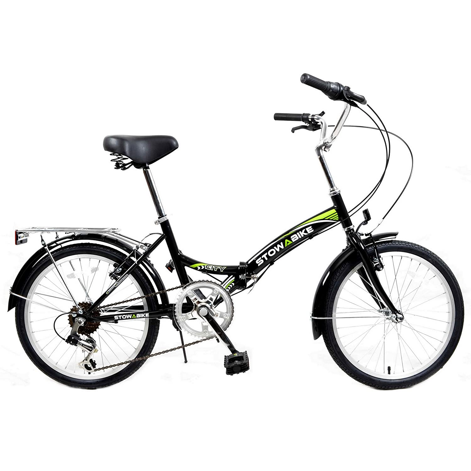 Best folding bike Stowabike 16