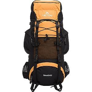 Teton Sports backpack width=