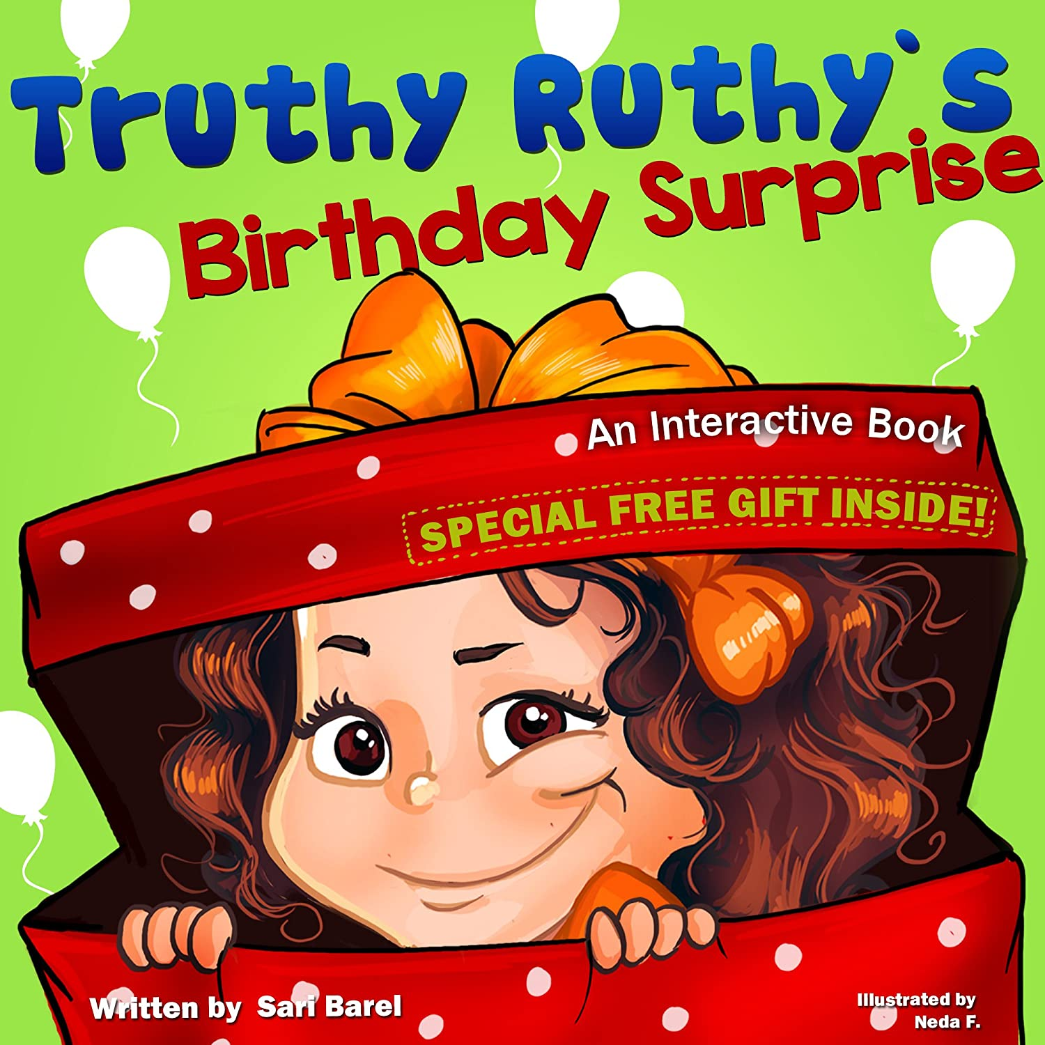 Truthy Ruthy's Birthday Surprise (Truthy Ruthy series) by Sari Barel