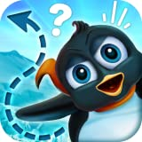 Arctic Escape - Lemmings-Inspired Strategy Puzzle. Use Logic To Guide Penguins To Escape Traps, Wolves and Obstacles!