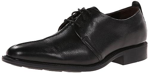 Cole Haan Mens Beckett Center Seam Oxford Shoes (Black or British Tan)