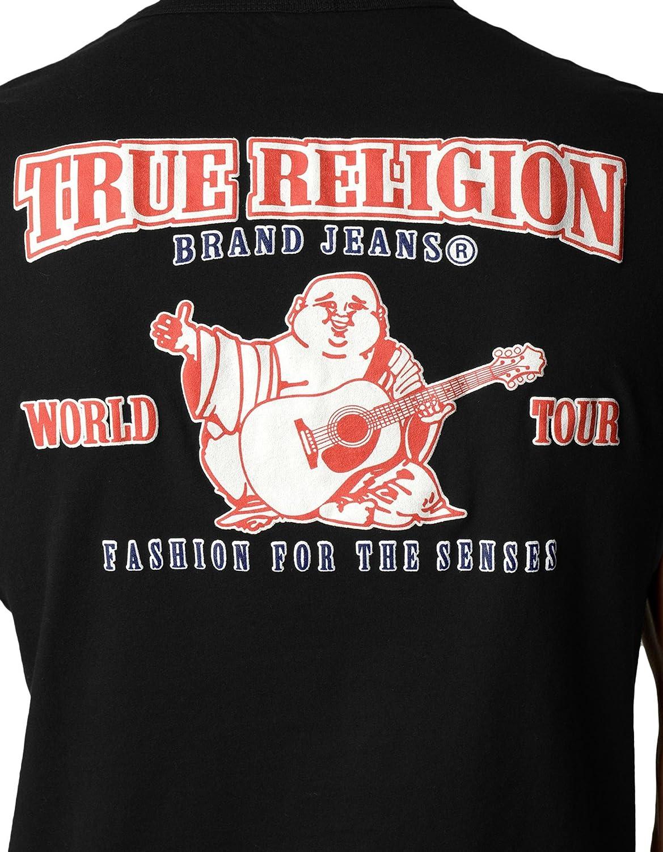 True Religion Men's Double Puff Tee aristotle on religion