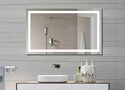 Lighted Mirror Harmony 40 X 24 In